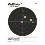 VisiColor 8 Inch Bull Target