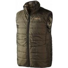 Harkila Arvik Reversible Waistcoat   plus free hunting socks rrp £14.99