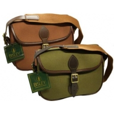 Canvas Cartridge Bags by Bisley
