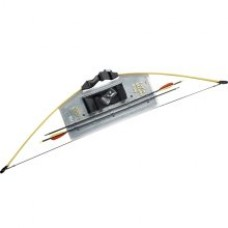 Decoy Recurve Bow Set Yellow Plastic for Kids