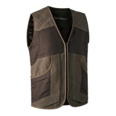 Deerhunter Marseille Leather Mix Vest