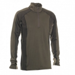 Deerhunter Greenock Underwear Shirt Zip Neck