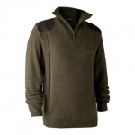 Deerhunter Sheffield Knit with Zip neck