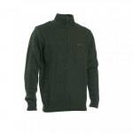 Deerhunter Hastings Knit pullover with zip-neck