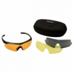 Deerhunter Shooting Glasses with 3 Lens Colours