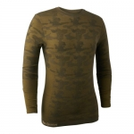 Deerhunter Camou Wool Underwear Shirt