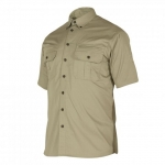 Deerhunter Caribou Hunting Shirt with short sleeves