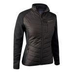 Deerhunter Lady Caroline Padded Jacket with Knit