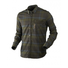Harkila Angot Long Sleeve Shirt with press buttons