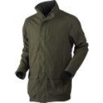 Harkila Avan Jacket in Willow Green and Shadow Brown plus free Harkila socks rrp £27.99
