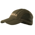 Harkila Herlet Tech foldable cap in willow green