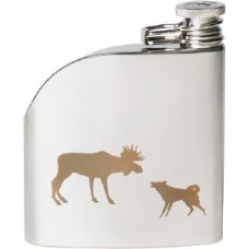 Harkila Hip Flask Rectangular, 175ml