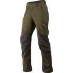 Harkila Lagan Trouser in Willow Green/ Deep Brown