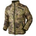 Harkila Lynx Insulated Reversible Jacket in Willow Green / AXIS MSP Forest Green