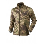 Harkila Lynx full zip fleece in AXIS MSP Forest Green plus free harkila socks rrp £27.99