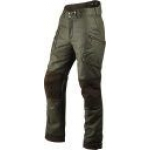 Harkila Metso Insulated trousers in Willow Green with leather reinforced knees
