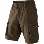 Harkila PH Range Shorts in Dark Khaki