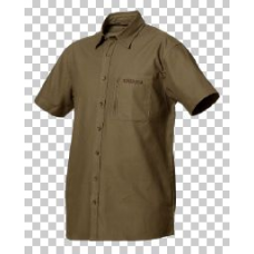 Harkila Trekking Short Sleeve shirt Green Bay