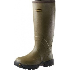 "Harkila Norse 18"" 3mm H-Vent Wellington boot plus free hunting socks rrp 14.99"