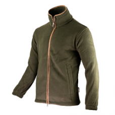 Jack Pyke Countryman Fleece Jacket Dark Olive