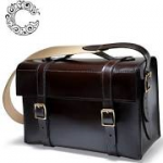 Croots Malton Bridle Leather Cartridge Magazine bag