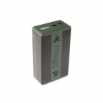 Tracer Deben 12v 4ah Lithium Ion Battery Pack with Fuel Gauge
