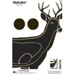 VisiColor Deer Target (10 pack)