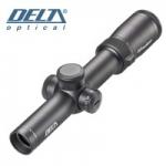 Delta Optical Titanium 1-5.8x24 IR 4A