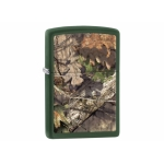 Zippo Mossy Oak Break Up Country - Matt Green