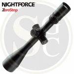 Nightforce NXS 5.5-22x56 Zerostop