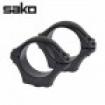 Optilock Sako Tikka Rings Blue 30mm Low
