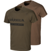 Harkila Logo T Shirt 2 Pack -Limited Edition